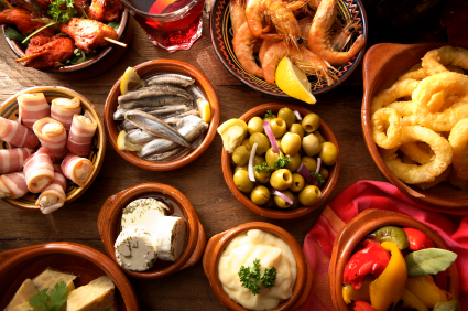 About Spanish food, what is Spanish food, Spanish food dishes